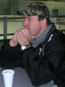 Former Flyer Keith Primeau still suffers from post concussion symptoms. (Valerie Reason)