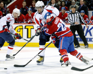 Alex Ovechkin will once again take the series to seven rounds. (Richard Wolowicz/Getty Images)