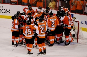 The Philadelphia Flyers fell just two games short of the ultimate dream. (Getty Images)