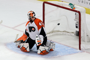 The Philadelphia Flyers fall behind 3-2 in the Stanley Cup Finals to the Chicago Blackhawks. (Jim McIsaac/Getty Images)