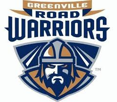 2010 will be the inaugural season for the Greenville Road Warriors. (Sportslogos.net)