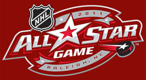 This year's NHL All-Star Game will be played in Raleigh, N.C. (Carolina Hurricanes)