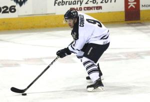 Brendan Connolly set the standard for plus-minus in the ECHL in November. (ECHL)