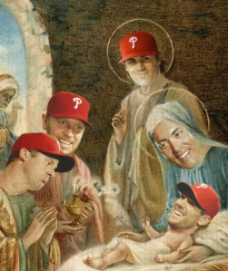 The Philadelphia Phillies may boast the best pitching rotation for 2011. (Shawn Carson)