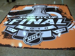 The Flyers were back fighting for the Cup for the first time in 13 years. (Candice Monhollan)