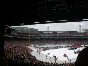 The Winter Classic was everything I hoped it would be. (Candice Monhollan)