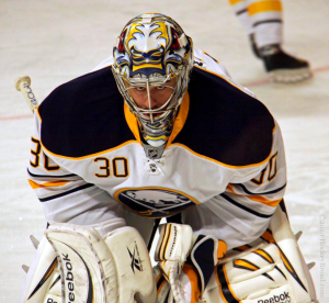 Does Ryan Miller have what it takes to lead the Sabres to their first Cup win? (Cheryl Adams/HockeyBroad.com)