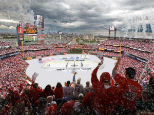 What likely could be the scene Jan. 2 in Philadelphia. (L.G. Vazquez)