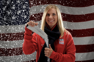 Jenny Potter has become a well-known figure with USA Hockey. (Jenny Potter)