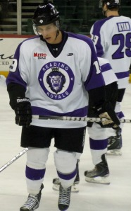 Mikael Bedard's presence was felt all over the ice Wednesday as he tallied three points. (Candice Monhollan)