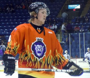 Rob Kwiet is the latest Royal to be traded in the 2011-12 season. (Candice Monhollan)