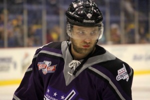 Nikita Kashirsky was last night's overtime hero for the Reading Royals. (Candice Monnhollan)