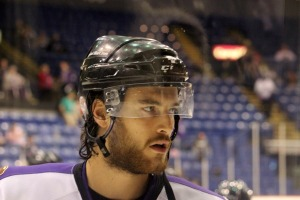 After he was benched in Game 3 of the Semifinals, Joel Champagne has posted four points (1G, 3A). (Candice Monhollan)