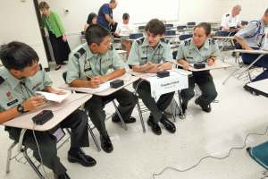 KCSD board member is pushing to add JROTC to Kennett High School. (Hawai'i Army Weekly)