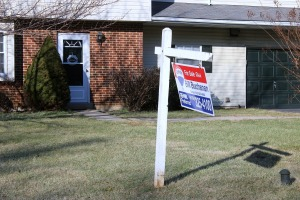 Realtors say they are finding a low inventory of homes for sale in southern Chester County. (Candice Monhollan)