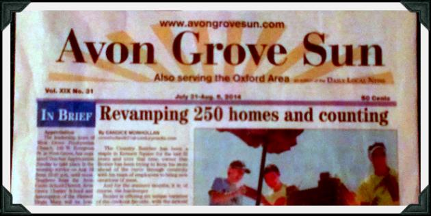 Avon_Grove_Sun