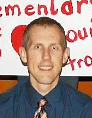 Shawn Dutkiewicz is the new principal of Chadds Ford Elementary School. (Shawn Dutkiewicz)