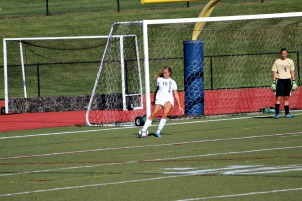 The West Chester Bayard Rustin girls stay unbeaten in the Ches-Mont after a scoreless draw against Downingtown East. (Candice Monhollan)
