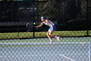 Great Valley's Torey Powers beat Downingtown East's Sammy Roberts Sept 12. (Candice Monhollan)