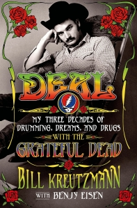 Bill Kreutzmann, drummer and founding member of the Grateful Dead, released his book Tuesday and will have a book signing in West Chester May 9. (Bill Kreutzmann)