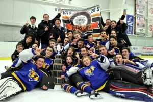 Downingtown East won its first Flyers Cup Championship since 2010. (Candice Monhollan)
