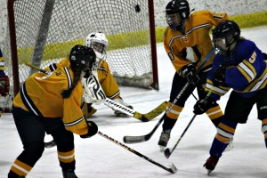 Six different players tallied for Unionville in an 8-1 win over Downingtown West Monday night. (Candice Monhollan)