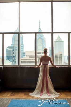 The World Meeting of Families and Pope Francis' visit has caused couples to have to move the date of their weddings or move the venue outside of Philadelphia. (Loews Philadelphia)