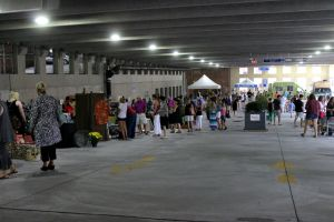 The third Vintage Market of the year will take place Sept. 4, from 4 to 9 p.m., at the Chestnut Street Parking Garage in West Chester. (Candice Monhollan)