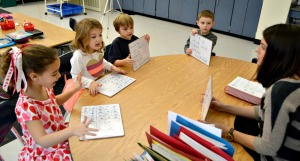 The West Chester Area School District, which currently has a 2.5-hour kindergarten, will implement full-day kindergarten to start in 2017-18 after an 8-1 approval from the school board on Tuesday night. (Tracey Dukert)