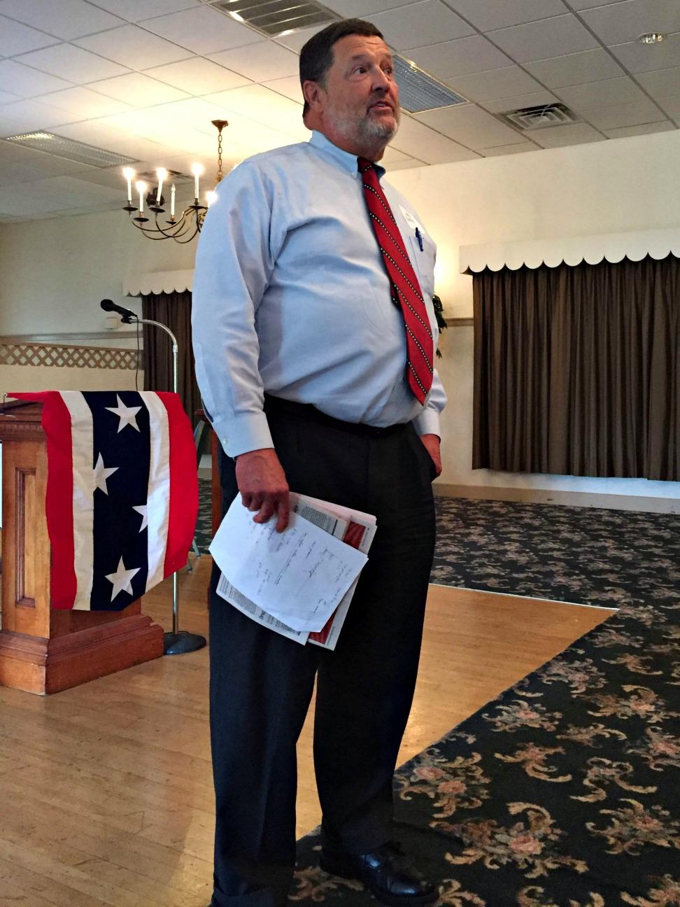 Berks County judge calls for criminal justice, prison reform