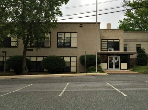 The West Chester Area School District's school board approves the purchase of a new administration building in Exton, leaving behind the 92-year-old Spellman Administration Building along Paoli Pike. (Candice Monhollan)