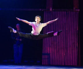 Brandon Rinalli, 13, of Media, went to the nationwide audition in Manhattan and was cast in the role of Billy Elliot at The Media Theatre. (The Media Theatre)